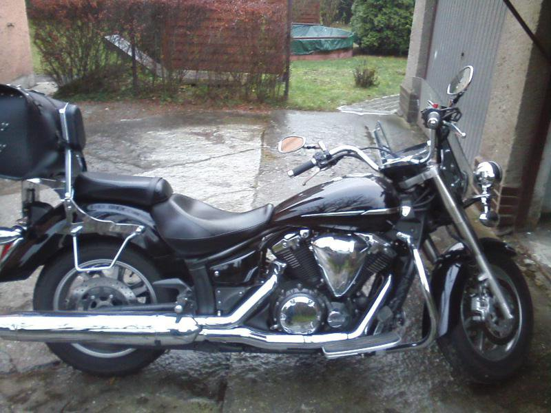 Yamaha XVS 1300 A Midnight Star bazar